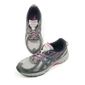 Asics Gel Venture 6 Running Shoes Sneakers Gray